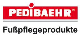 PEDIBAEHR Fusspflegeprodukte Logo